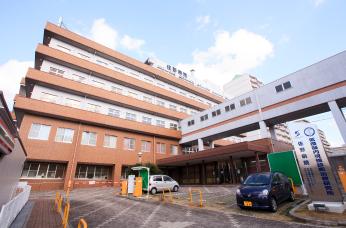 佐野病院外観