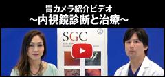 佐野病院胃カメラ紹介ビデオ〜内視鏡診断と治療〜
